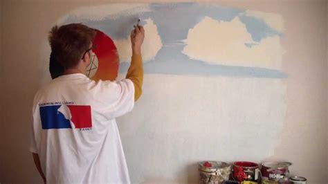 color theory  paint   sky mural joe youtube