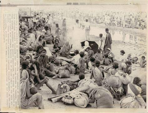 india pak refugees from east pakistan during bangladesh liberation