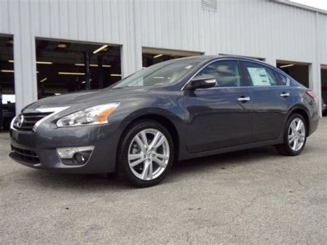 nissan altima in metallic slate kbc from 2013 2013 28