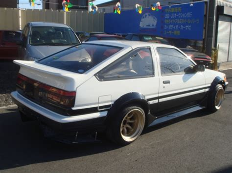 Toyota Corolla Gt For Sale In Japan Toyota Corolla Gt Coupe For Sale Japan Car On Track Trading