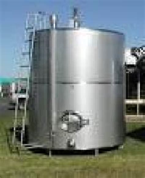design of milk storage tank can scrubber clean in place system dump tank india