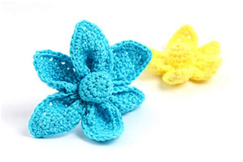 Small Origami Flower - ravelry yarntwist ravelry store patterns