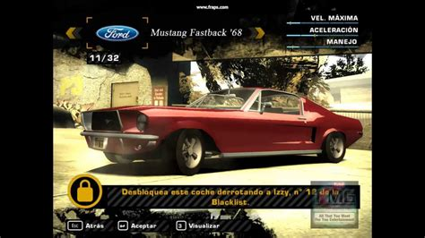 nfsmw mod game pc autos nuevos para el need for speed most wanted mod