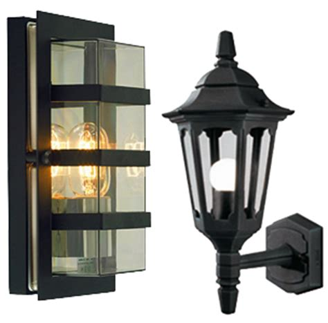Quality Outdoor Lighting Fixtures Wall Lights Design Square Lowes Black Outdoor Wall Light Fixtures Lantern Exterior Sconces On