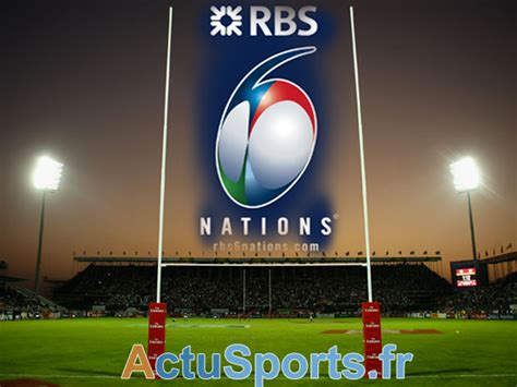 6 Nations Calendrier Rugby Tournoi Des Six Nations