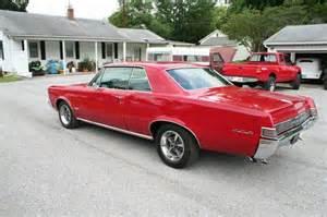 65 Pontiac Gto For Sale Find Used 65 Pontiac Gto In Illinois United States