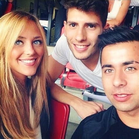 alexis sanchez wife alexis sanchez s girlfriend laia grassi posts picture from