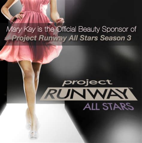 Project Runway Giveaway - mary kay winning look from project runway all stars and giveaway giveaway stylish