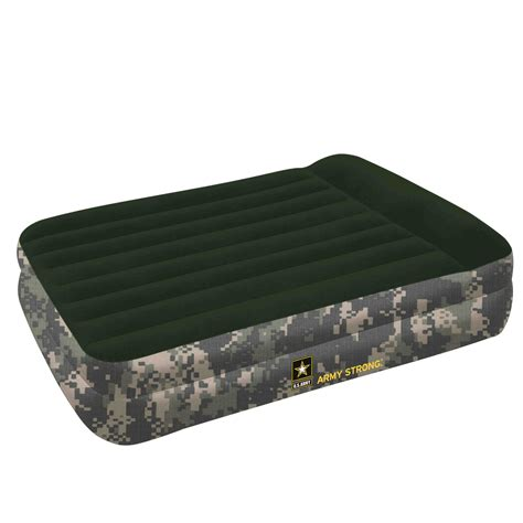 air beds at kmart pure comfort all in one queen size air bed 6003qlb