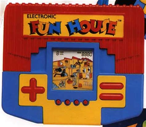 fun house games tiger fun house