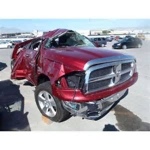 2012 dodge ram truck rolled and cause a bad