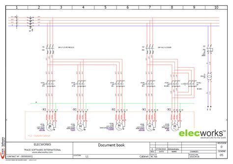 free circuit diagram software power schematics elecworks on electrical wiring