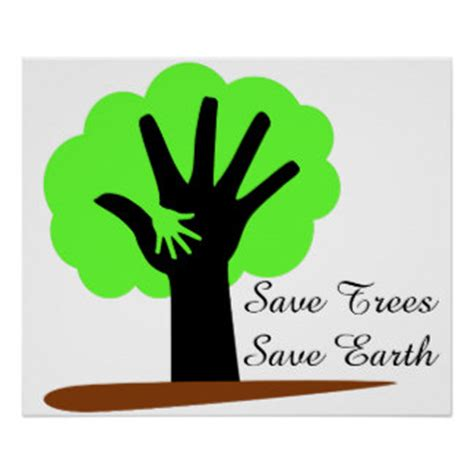Save Tiger Essay In Telugu by Save Trees Posters Zazzle