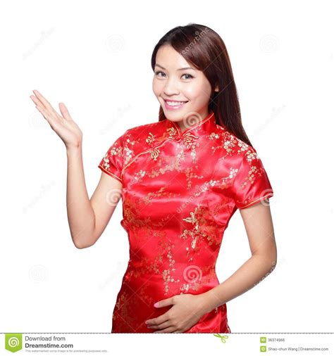 new year qipao happy new year royalty free stock image image