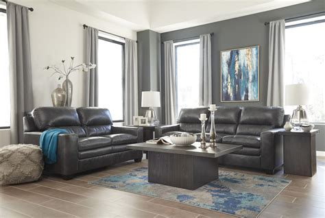 living room furniture columbus ohio gleason charcoal sofa loveseat 15702 38 35