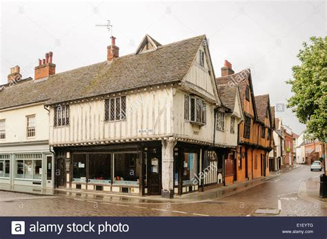 buy a house in ipswich an old tudor building in ipswich stock photo royalty free