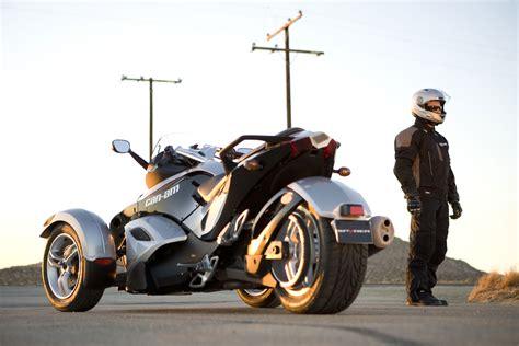 Dreirad Motorrad Can Am by Can Am Spyder Pre 231 O