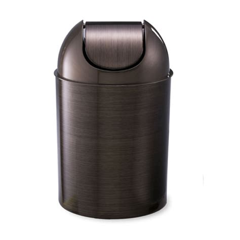 bathroom trash can with swing lid bathroom trash can with swing lid my web value