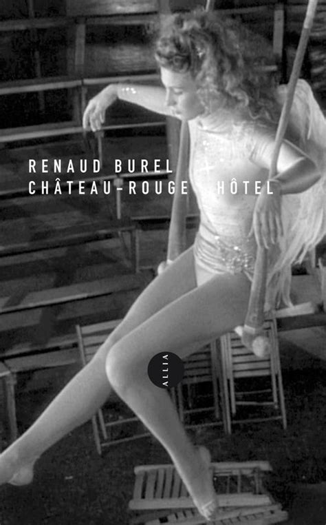 CHATEAU ROUGE HOTEL - Renaud BUREL - BLABLABLAMIA