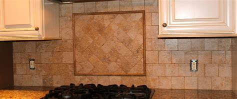 limestone backsplash tile custom kitchen backsplash ideascustom backsplash