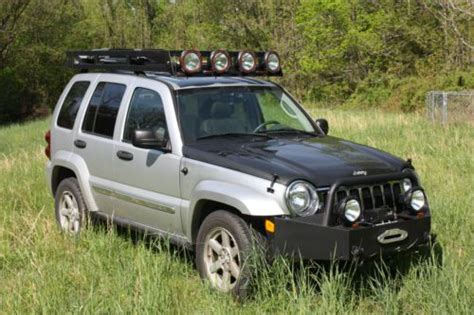 2006 Jeep Liberty Road Sell Used 2006 Jeep Liberty Limited Sport Utility 4 Door 3