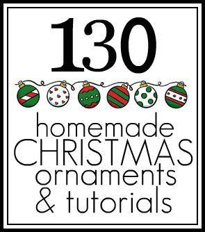 sassy sites more than 130 homemade ornaments great