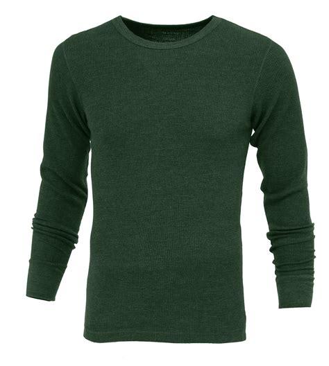 waffle knit shirt alfani s thermal knit waffle crew neck shirt