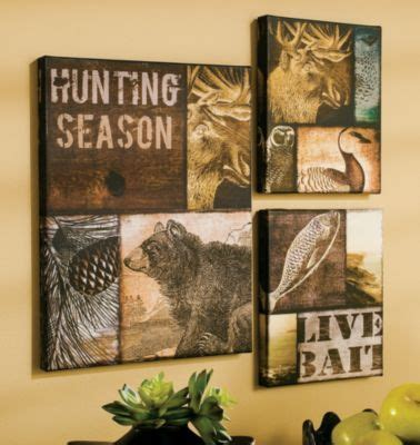 Cabelas Home Decor Wall Decor From Cabelas Home Decor I Want Warm Colors And Canvases