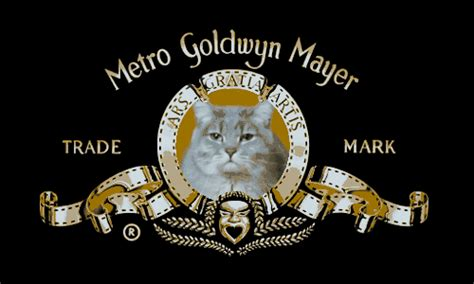 film lion trademark logo meow gif find share on giphy