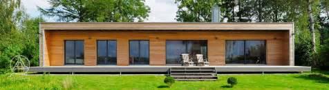 Bungalow Single Storey Houses Baufritz Single Storey House Plans Uk