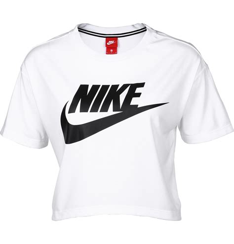 Crop W by Nike Essential Crop W Crop Top Wei 223