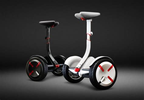 Segway Techie Divas Guide To Gadgets by The Segway Minipro Is Somewhere Between A Sized