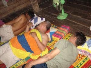 sleeping in thailand spirit of thailand