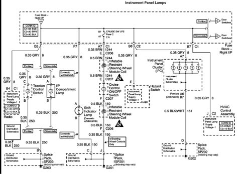 need the wiring diagram for 2004 oldsmobile alero that