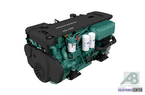 volvo penta d6 volvo penta d6 435 mit hs80ae evc ec diesel a b