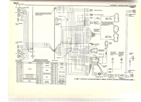 diagram headlight switch wiring the 1947 present chevrolet