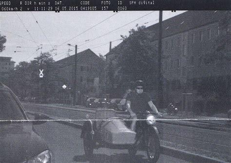 Blitzer Motorrad by Beweisfoto Radarfalle Blitzer Motorrad Ratracer De