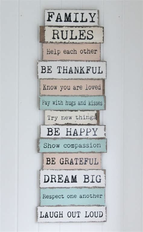 house rules design ideas best 25 family rules sign ideas on pinterest house
