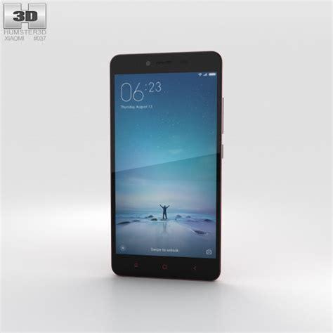 Hp Xiaomi Redmi Note 2 Pink xiaomi redmi note 2 pink 3d model hum3d