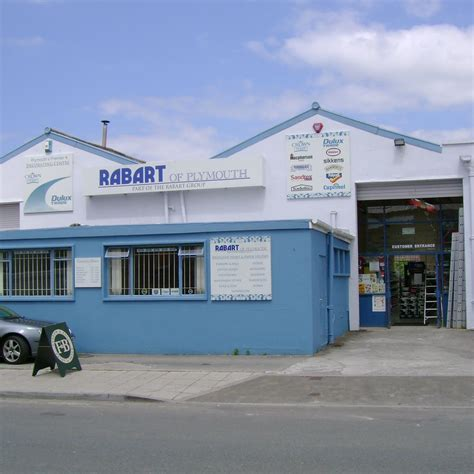rabart plymouth paint decorating supplies