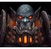 Orc Warchief Blackhand  Warcraft By JoeDomani On DeviantArt