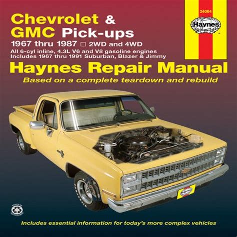 car repair manuals online pdf 1996 chevrolet 1500 auto manual kamisco official site