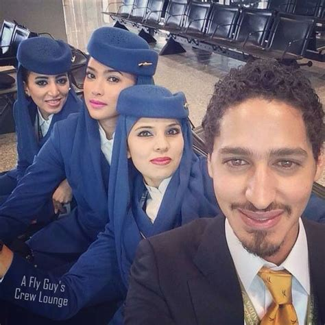 Saudi Airlines Cabin Crew by Saudi Airlines Cabin Crew Flight Attendants