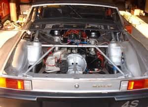 Porsche Performance Engines Porsche Racing