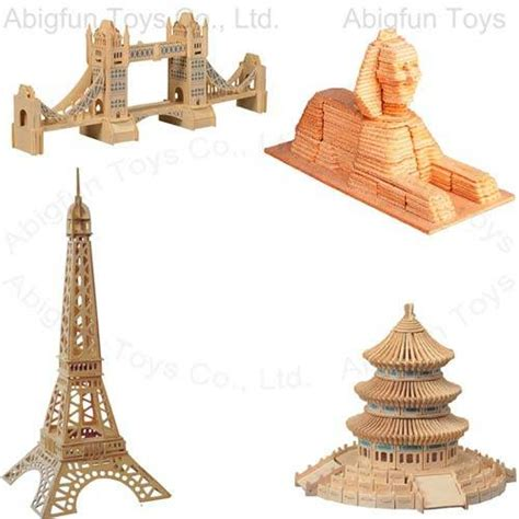 wood craft 3d wooden puzzle wooden construction kit buy from