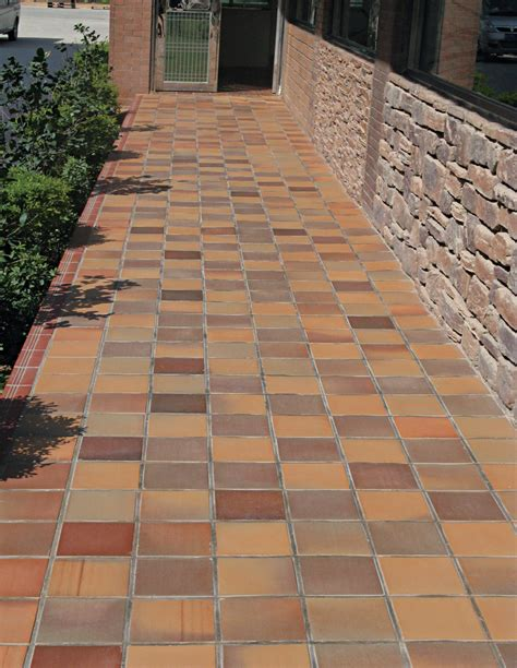 outdoor floor tile decoration 芒ina terracotta floor madum