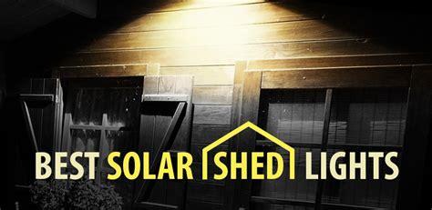 Best Solar Shed Lights Ledwatcher Best Solar Shed Light
