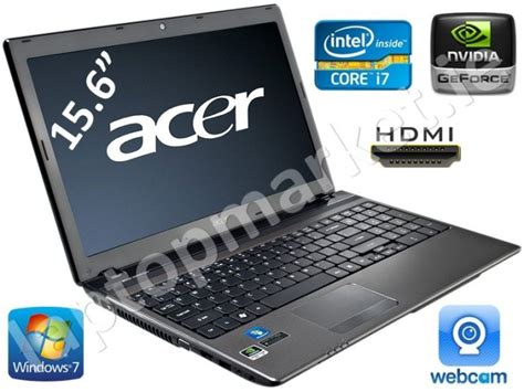 Laptop Acer I7 Nvidia acer 156 ex demo like new 2gb nvidia gaming laptop i7 4gb 500gb hdmi w7 for sale in