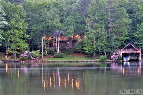 lake nc real estate lakefront lake toxaway carolina homes houses for sale