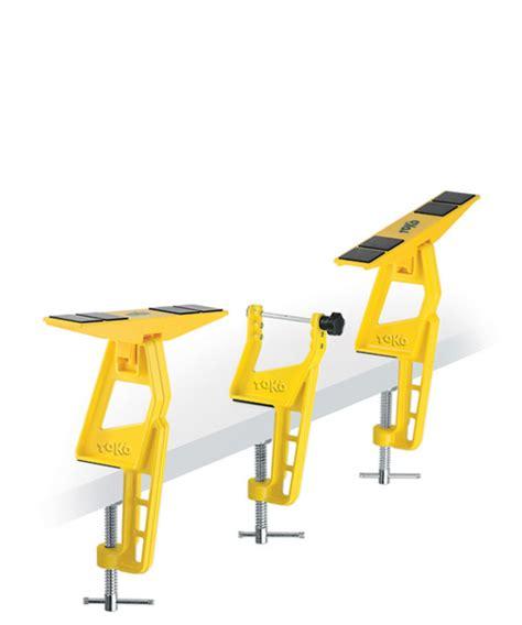 toko wax bench toko travel ski vise nordic fontana sports